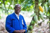 Samuel Tetteh-Korboe, 2019 Cocoa of Excellence winner