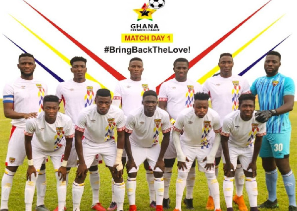 Hearts of Oak will start camping this week — Coach Nii Odoom confirms
