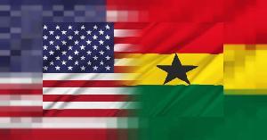 USA Ghana