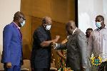 Election 2020 presidential candidates, John Dramani Mahama and Nana Akufo-Addo