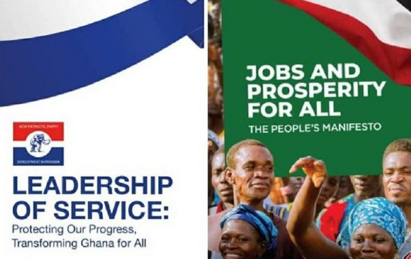 Election 2020: Aren't you tired of NPP and NDC? - Brigette Dzogbenuku asks Ghanaians