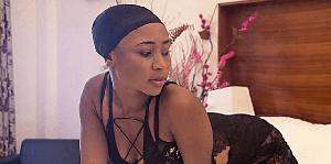 Actress Akuapem Poloo