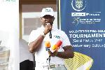 Tony Kwame Mintah, president of PGA Ghana