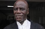 Lawyer for President Akufo-Addo, Akoto Ampaw