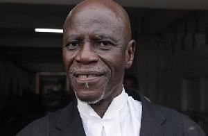 Lawyer Akoto Ampaw