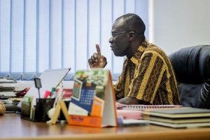 PRO of the Food and Drugs Authority, Mr James Lartey