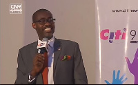 Legal practitioner, Ace Anan Ankomah