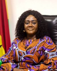 Barbara Oteng Gyasi, Minister for Tourism, Arts And Culture