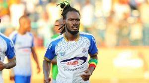 Yakubu Mohammed is eyeing a good result in Bulawayo