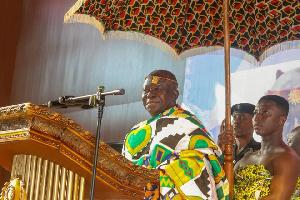 Otumfuo Osei Tutu II is the owner of Asante Kotoko SC