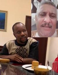 Lawyer, Isaac Eshun (insert) Mohammed Ould Ibrahim
