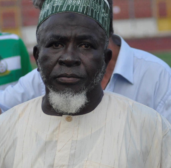 'We won't rely on gate proceeds again'- Alhaji Grusah