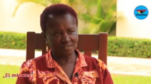 Professor Jane Naana Opoku-Agyeman