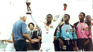 Ghana's 1991 FIFA U-17 World Cup winning team