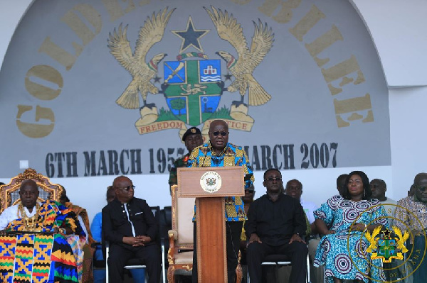 'Planting for food and jobs achieving considerable successes' - Akufo-Addo