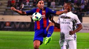 El Clasico na tsohon 'yan wasan Barcelona da Madrid zai faru a Isra'ila