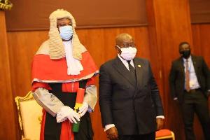 Amadu Tanko SwornIN