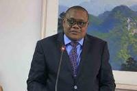 Ministry of Health Permanent Secretary, Dr Kennedy Malama