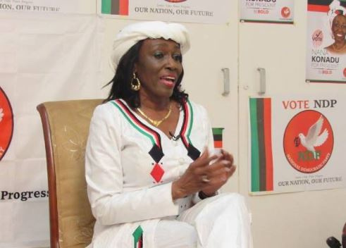 Nana Konadu Agyemang-Rawlings