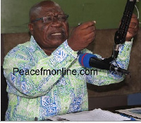 NDC Central Regional Secretary, Allotey Jacobs