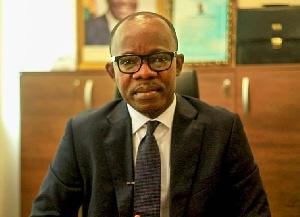 Dr. Albert Antwi-Boasiako is a national cybersecurity advisor