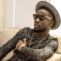 Bisa Kdei held the audience spellbound with his singing and dancing skills