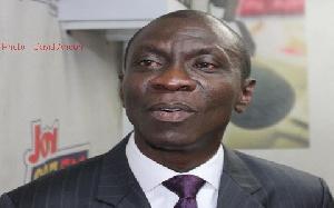 Lawyer Kwame Gyan