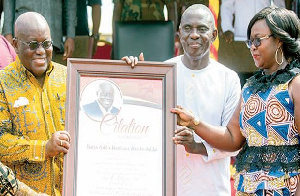 Akufo Addo Citation