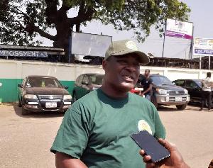 Atta Kumah Mensah, Greater Accra Regional Manager, DVLA