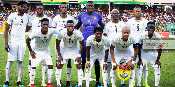 Ghana set to face Madagascar in an international friendly