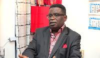Kofi Mbiah, CEO of Ghana Chamber of Shipping