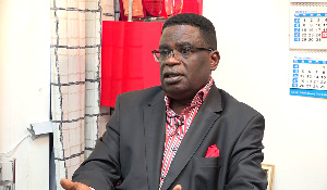 Kofi Mbiah, Former CEO of the Ghana Shippers' Authority