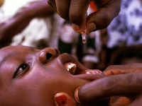 The Ghana Health Service (GHS) has confirmed receipt of Polio vaccines