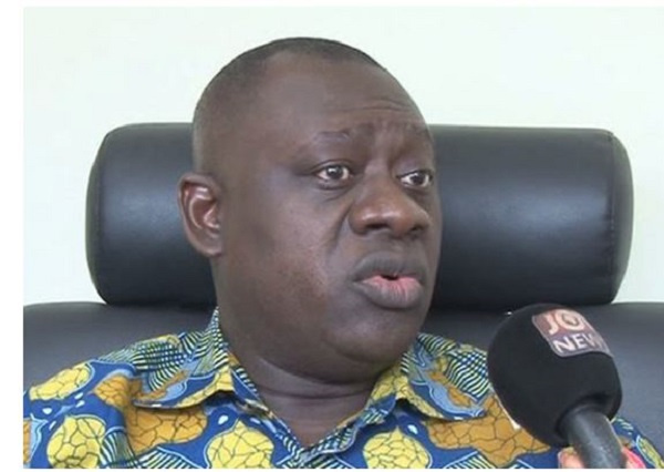 Parties must participate in assembly elections - OB Amoah justifies \'Yes\' campaign