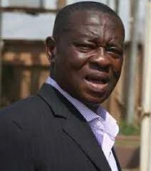 Former NDC national organizer, Yaw Boateng Gyan