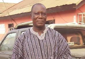 Takyi Arhin has been criticized by Abdul Salam Yakubu