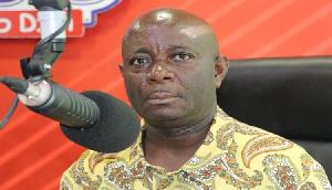 Akwasi Addae Odike, Flagbearer of the United Progressive Party (UPP)