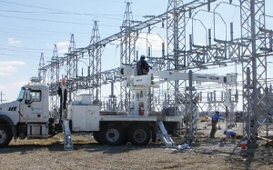 Some parts of the country on Thursday experienced power outage in the evening for hours