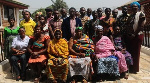 Members of the Ghana Federation of Forest and Farm Producers