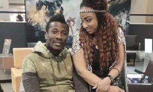 Asamoah Gyan is in court to annul his marriage