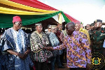 Flashback: Akufo-Addo enskinned 'Chief for the Poor and Vulnerable'