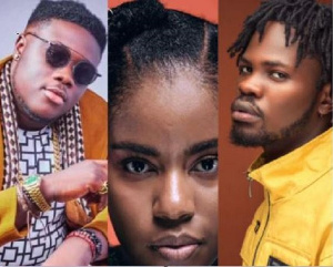 Kurl Songx, Mzvee and Fameyeh have all parted ways with their management