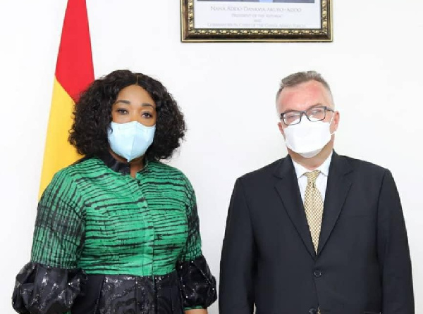 Ayorkor Botchwey appeals to Serbian investors to invest in Ghana