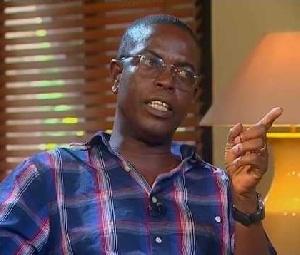 Kwesi Pratt Jnr, Managing Editor of the Insight