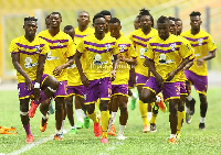 Medeama are through to the semi-final stage of the FA Cup