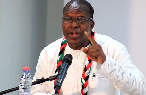 Speaker Bagbin has been tipped as a potential flagbearer of the NDC come 2024