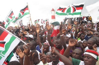 Among the newly elected National Executives, there was no representation from Volta region