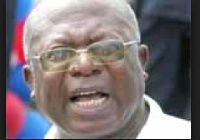 Dr. Kwame Amoako Tuffour, member of the New Patriotic Party's (NPP) Council of Elders