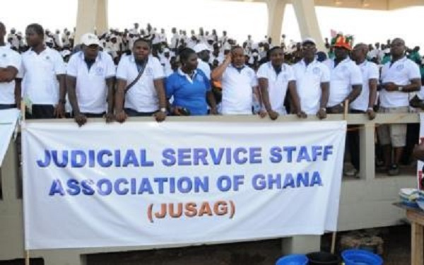 Disregard directives to return to work, strike continues – JUSAG
