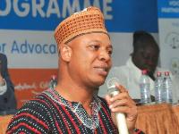 MP for Damongo constituency, Adam Mutawakilu
